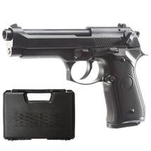 WELL G195 92FS Gas/Co2 GBB Full Metal Pistol
