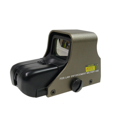 Element Airsoft 551 Style Holo Dot Scope (Dark Earth)
