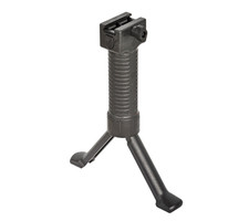 BattleAxe Tactical Bipod/Foregrip in Black