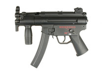 Galaxy G5K Tactical Full Metal Gearbox AEG Rifle in Black