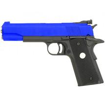 Army Armament R29 M1911 Replica GBB Full Metal in Blue