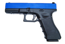 BROKEN//FAULTY-Army Armament R17 GBB V3 Pistol In Black/BLUE