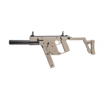 A&K K5 Mod1 Krytac Kriss Vector Style AEG Airsoft SMG in Tan