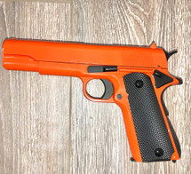 CYMA ZM19 M1911 Metal BB Gun Spring Pistol in Orange