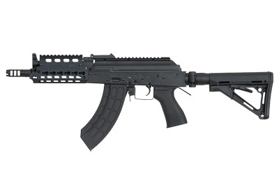 Cyma CM076A - AK74U Tactical Keymod in Black