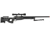 Well MB08 Warrior Sniper airsoft rifle in Black