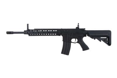 CYMA CM006 M4 Carbine RIS Metal AEG Airsoft Gun in Black