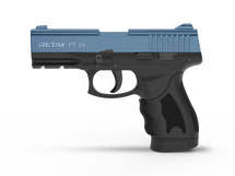 Retay PT24 - 9MM Blank Firing Pistol in Blue