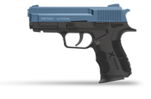 Retay XTREAM - 9MM Blank Firing Pistol in Blue