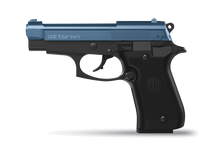 "Retay Mod84-FS ""Cheetah"" 9MM Blank Firing Pistol in Blue"