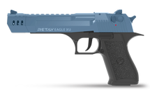 Retay Desert Eagle XU - 9MM Blank Firing Pistol in Blue