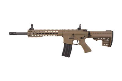 Cyma CM615 M4 Keymod Airsoft gun in Tan