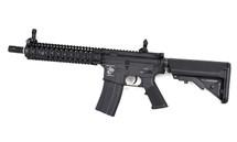 E&C M4 MK18 MOD 1 RIS II Carbine AEG in Black (EC-603)