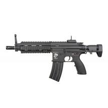 E&C M4 HK416-S Carbine AEG in Black (EC-101)