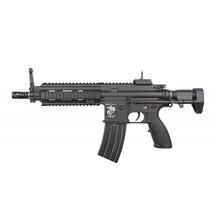 E&C M4 - 416-S Carbine AEG in Black (EC-101)