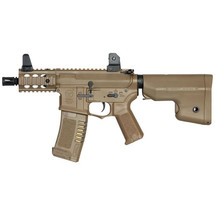 Ares Amoeba AM-007 Carbine AEG with Silencer in Tan