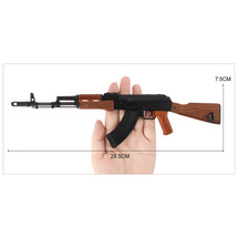Kalashnikov AK47 Metal Die Cast Replica Rifle 3:1 scale