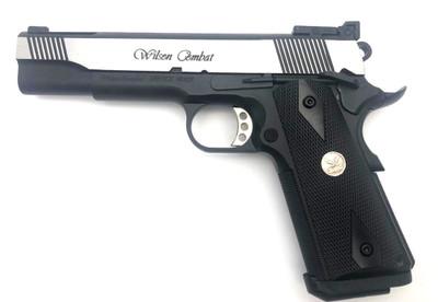 Army Armament R30-Y M1911A1 Replica GBB in Black/Silver