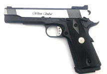 Army Armament R30-Y M1911A1 Replica GBB in Black/Silver