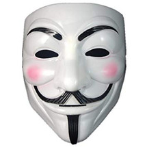 Anonymous V for vendetta mask