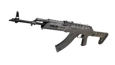Cyma CM077E AKM Full Metal Zhukov Style M-Lok Handguard in Black