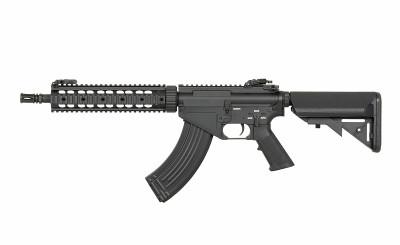 Cyma CM093C M4/AK Hybrid With Keymod Handguard in Black