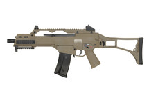Army Armament R36 - G36 Replica Gas Blowback Rifle in Brown