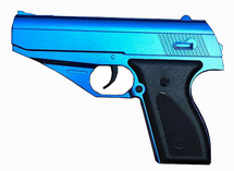 Vigor V7 Metal Hand bb gun in Blue