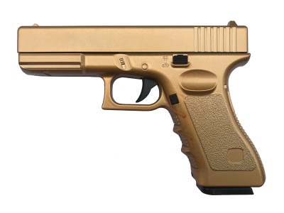 Vigor V20 Full Metal G17 Replica in Gold