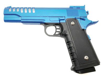 Vigor V16 Full Metal Custom M1911 Replica in Blue