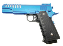 Vigor V16 Full Metal Custom M1911 Replica in Blue