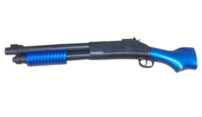 Vigor 188 Pump Action Shotgun in Blue