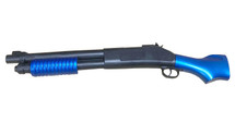 Vigor 188 Pump Action Shotgun in Blue