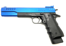 Vigor 2012 Custom BB Pistol in Two Tone Blue