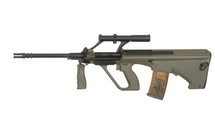 Army Armament R902 Steyr Aug BB Gun in Olive Drab