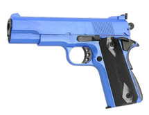 HFC HA 121 spring BB pistol in Two-Tone Blue