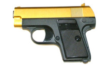 Galaxy G9 Colt 25 replica Full Metal Pistol in Gold