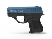 Retay Nano - 8MM Blank Firing Pistol in Blue