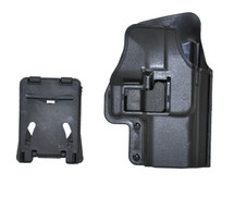 Nylon Moulded Hip Holster for G15 Pistol