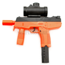 Double Eagle M30GL Spring Gun with Scope in Orange