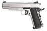 Army Armament R28 Kimber Warrior GBB Full Metal in Silver