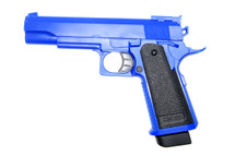 Cyma ZM05 Colt 1911 replica BB Pistol Gun in Blue