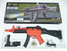 Cyma HY015B Spring Powered Rifle BB Gun in Orange unbox with accessories