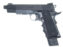 Army Armament R32-2 Kimber Warrior GBB Full Metal in Black & Gray