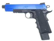 Army Armament R32-2 Kimber Warrior GBB Full Metal in Blue