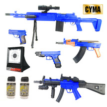 CYMA Spring BB Gun Bundle deal