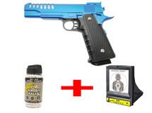 Vigor V16 Metal  Pistol Bundle Deal