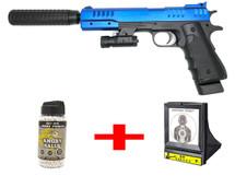 Vigor 2012-A2 Pistol with Silencer Bundle Deal