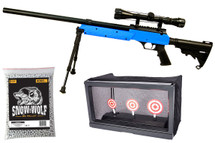 Well MB06 Sniper Rifle, Scope & Bi-Pod Deal