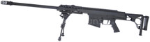Snow Wolf SW-16 Metal M107A1 Sniper Rifle AEG in Black